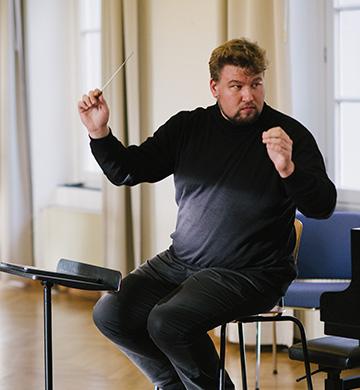 Dirigent Wardemann