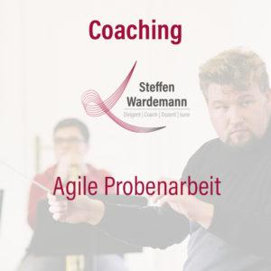 Coaching: Agile Probenarbeit