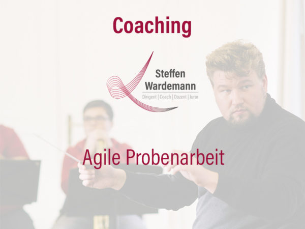 Coaching: Agile Probenarbeit